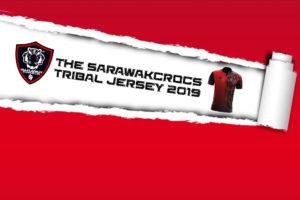 Introducing the SarawakCrocs tribal Jersey